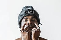 Smino raps like he's from his own planet on his debut album, <em>Blkswn</em>