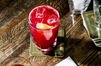 Larry's is a cocktail oasis in Uptown