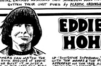 Forgotten session drummer Eddie Hoh recorded with the Monkees and toured with the Mamas & the Papas