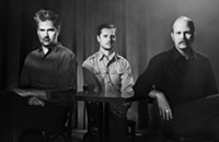 Montreal trio Timber Timbre explore the plastic sensibility of 80s electronic pop