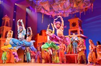<i>Aladdin</i>, <i>Marry Me a Little</i>, and ten more stage shows to see now