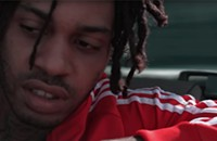 Chicago rapper Valee ends his catchy songs so early you'll want to imagine where they might've led