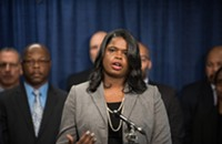 Kim Foxx drafts legislation allowing a second review of fatal police shootings, and other Chicago news