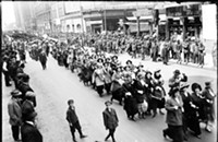 May Day was born and raised in the streets of Chicago