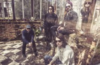 With <i>Death Song</i> the anger that fuels the Black Angels has boiled over