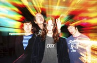 Punks-turned-power-poppers Redd Kross hit the road with a Melvin on drums