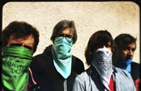 Dallas alt-country mainstays the Old 97s don't mess with the formula on <i>Graveyard Whistling</i>