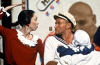 Robert Altman's <i>Popeye</i> gets the big-screen revival it deserves