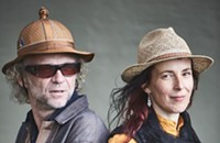 Isabelle Duthoit & Franz Hautzinger and local trio ZRL present new strains of free improvisation
