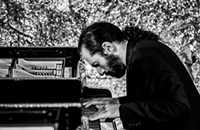 Philadelphia pianist Brian Marsella brings a kaleidoscopic touch to the music of John Zorn