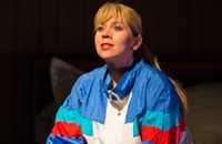 Q: What's more of a mess than Tonya Harding?