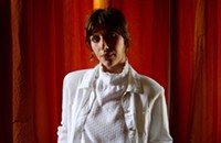 New Zealand singer-songwriter Aldous Harding opens up her voice into dazzling new worlds