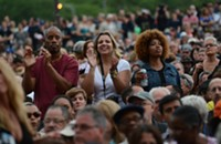 The complete schedule for the 2017 Blues Festival