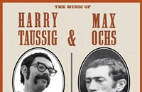 Tompkins Square celebrates a lost classic of fingerstyle guitar with new music by Harry Tausig and Max Ochs