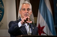 Husband of alderman, majoral donor possibly facing fines of more than $750K for improper lobbying of the mayor, and other Chicago news