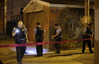 More than 100 people were shot and 15 killed over the long weekend, and other Chicago news