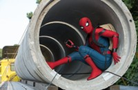 The secret politics of <i>Spider-Man: Homecoming</i>