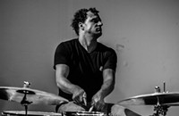 Detroit percussionist Ben Hall explores friction, breath, and other small vibrations