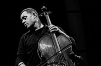 Cellist Daniel Levin returns to Chicago with quartet music and an improvised duo with Tim Daisy
