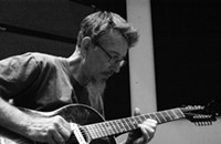 Kentucky fingerstyle guitar master Mark Fosson stays connected to his American Primitive roots
