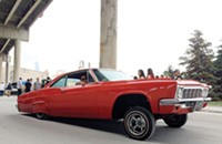 Take a little trip to Pilsen for the Slow&Low: Community Lowrider Festival