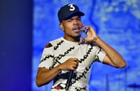 Chance the Rapper says he has a larger platform than any politician, Trump included, and other Chicago news