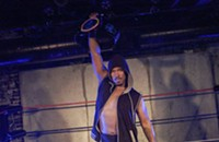 There's no audience takedown in <i>The Elaborate Entrance of Chad Deity</i>