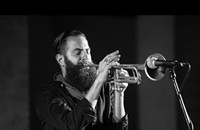 Israeli trumpeter Avishai Cohen honors the innocent victims of a cruel world on <i>Cross My Palm With Silver</i>