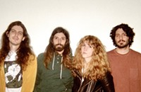 On the new <i>Expect the Best</i>, dream-pop band Widowspeak return to a familiar sound