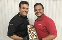 A local gelato master on competing in Italy, 'the lion's den,' for the world championship