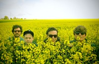 Oh Sees have changed their name again, but their ferocious psych-rock is as reliable as ever