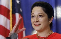 Susana Mendoza might have just won her next election