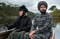 Orientalism is alive and well in Stephen Frears's <i>Victoria & Abdul</i>