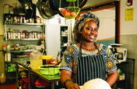 Cooking Congolese cuisine without recipes