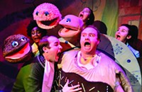 <i>Arnie the Doughnut</i>, <i>Tangles and Plaques</i>, and 11 more new stage shows to see