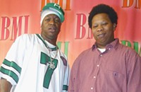 Crucial Chicago hip-hop site Fake Shore Drive celebrates its tenth anniversary by reuniting New Orleans rap heroes Big Tymers