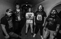 With <i>Nightmare Logic</i>, Power Trip's crossover thrash unites doomed masses in celebration