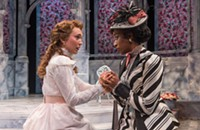 Writers Theatre's joyful <i>The Importance of Being Earnest</i> has a dreadful spoiler