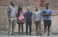 Fronted by spoken-word artist Moor Mother, Irreversible Entanglements summon the fire of 60s free jazz