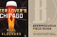 Two new guides to Chicago breweries try to get a handle on the thriving local craft beer scene