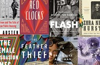 Books we can't wait to read in 2018