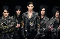 Black Veil Brides are back in black, but they never left