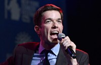 John Mulaney discusses his influences, from Mayor Richard M. Daley to Werner Herzog