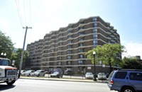 Low-income tenants say luxury developer is treating them like 'bald-headed stepchildren'