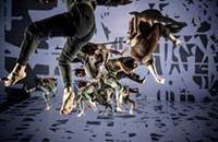 Cloud Gate Dance Theatre combines words, history, and movement in <em>Formosa</em>