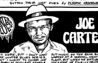Blues guitarist Joe Carter electrified Chicago's 1950s club scene, but he never recorded in his heyday