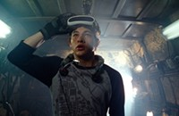 With <i>Ready Player One</i>, Steven Spielberg finds his avatar