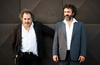 Xylouris White expands its collision of Cretan traditional music and rock on <i>Mother</i>