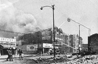 On April 5, 1968, the west side was on fire