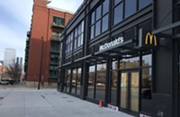 McDonald's readies restaurant to open on Randolph's Restaurant Row